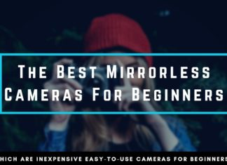 Best Mirrorless Cameras for Beginners - Cover Photo
