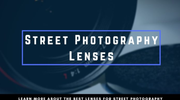 Best Street Photography Lenses