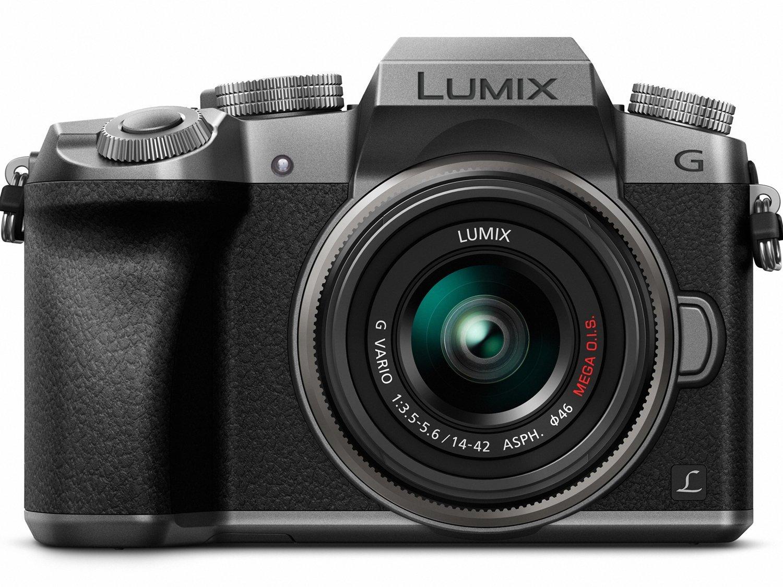 Best mirrorless camera for beginners Lumix G7