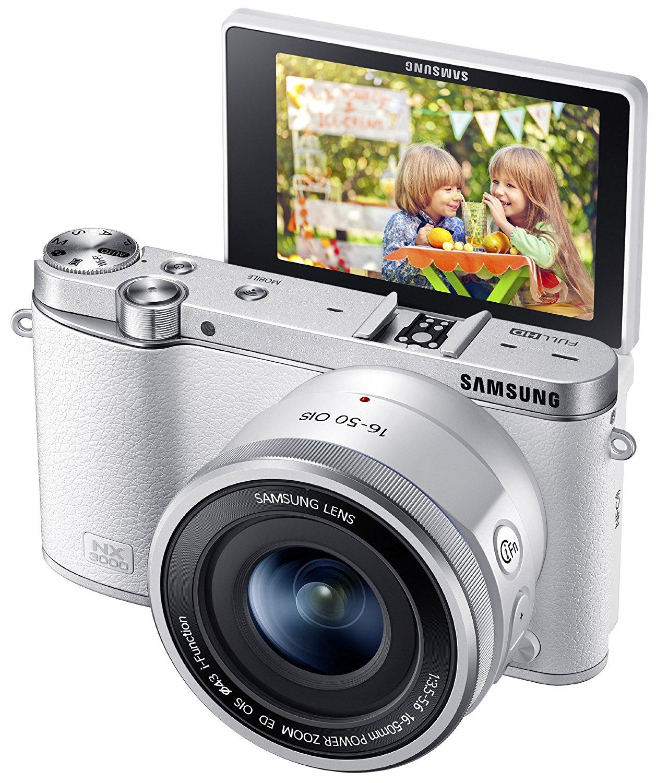 Samsung NX-3000 Mirrorless Camera