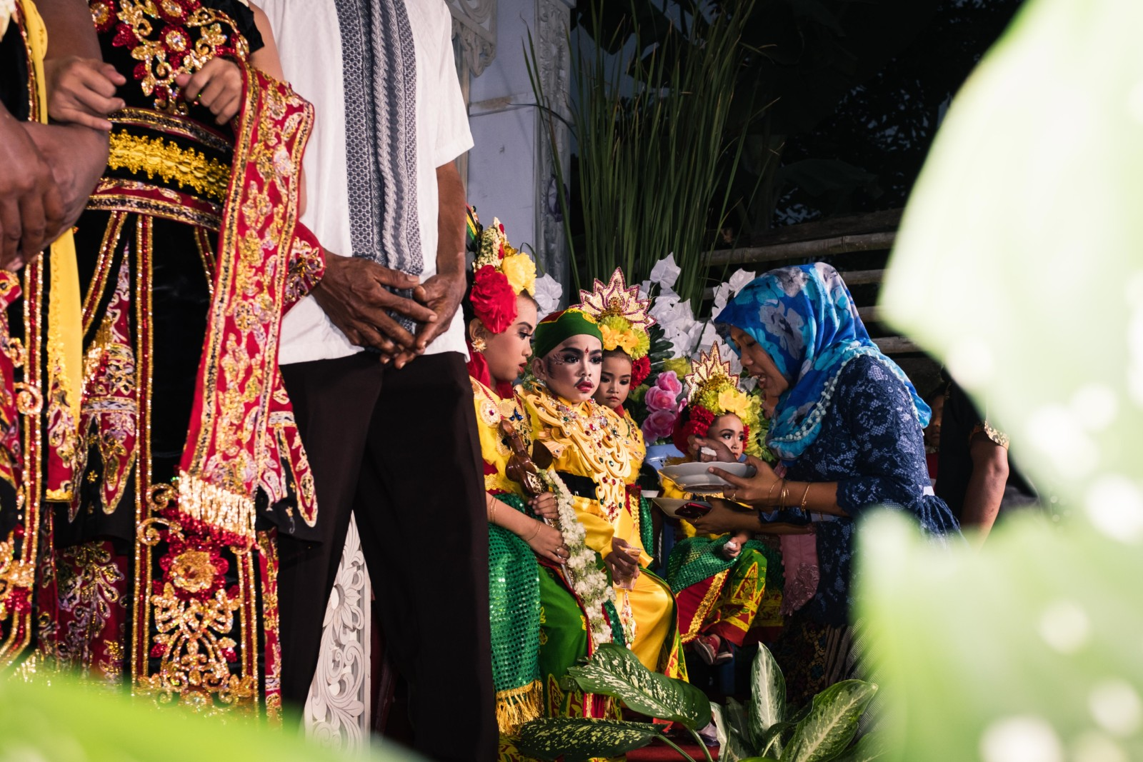 A Homestay's Wedding