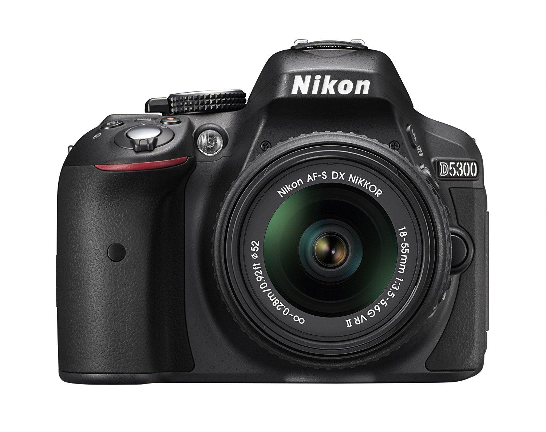 Nikon D5300 - Travel Camera under $500