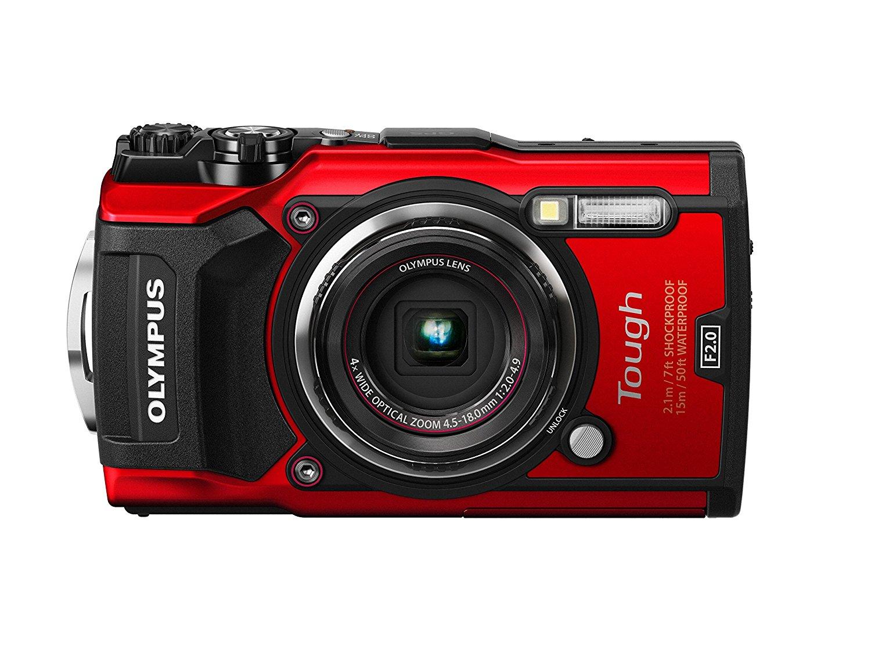 Olympus TG-5 - Waterproof Travel Camera