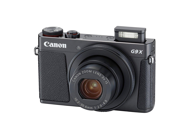 Powershot G9 X Mark II - Travel Camera under $500