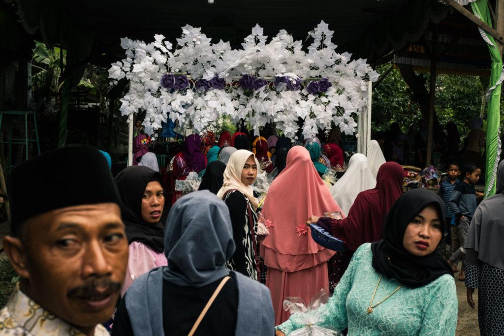 A Homestay's wedding