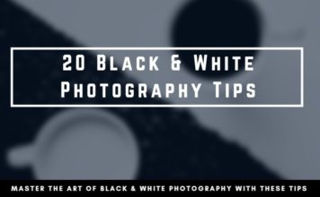 Black & White Photography Tips