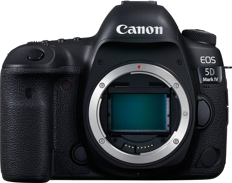 Canon 5D IV - DSLR for Traveling