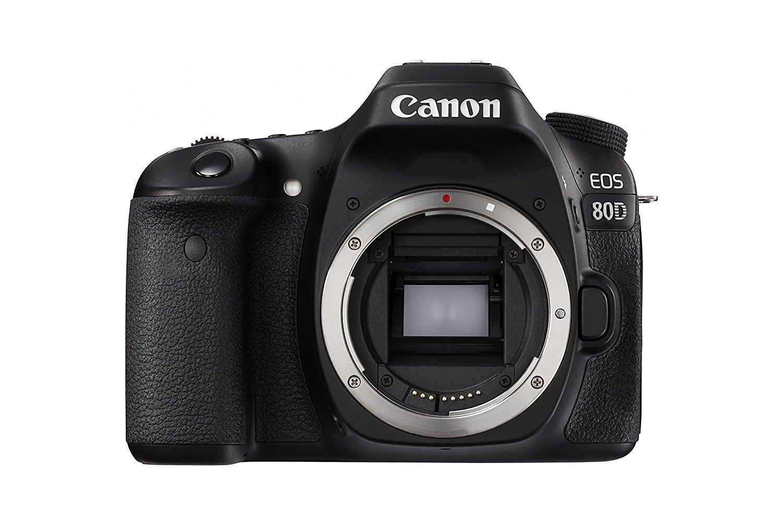 Canon 80D - DSLR for Traveling