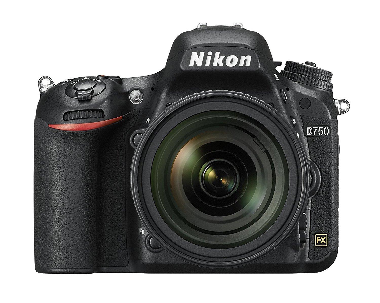 Nikon D750 - DSLR for Travel Photography