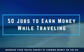 50 Jobs to Earn Money While Traveling