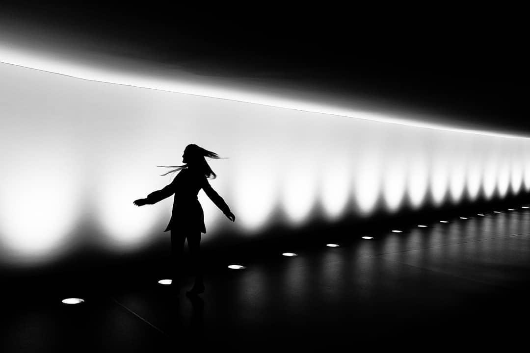 Silhouette by Martin Waltz