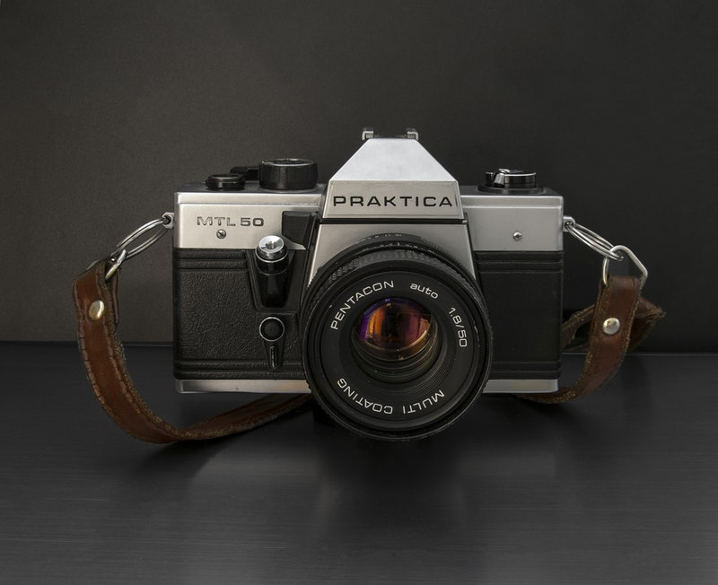 Camera Type - Analog Camera