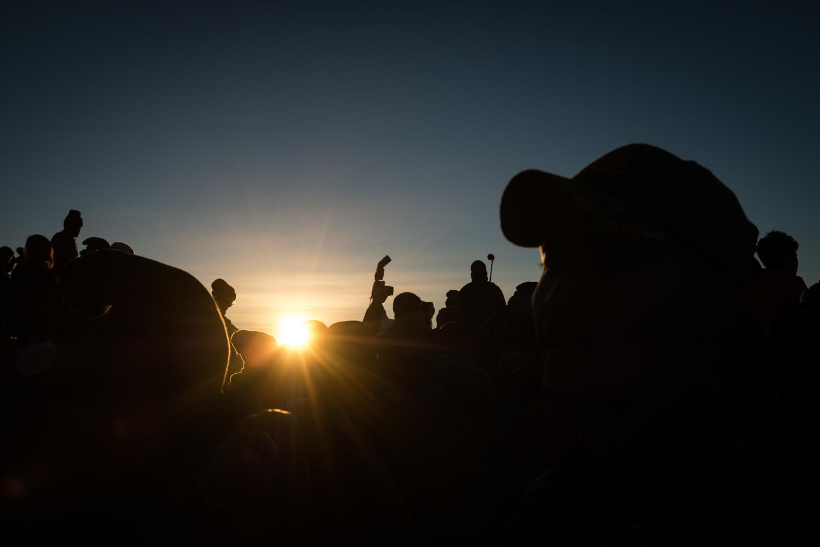 Bromo Silhouette - Bromo LQ