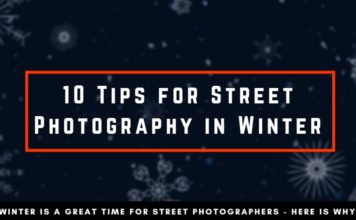 10 Tips for Street Photography in Winter