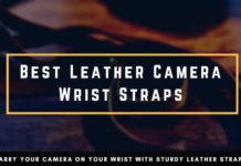 Best Leather Camera Wrist Strap