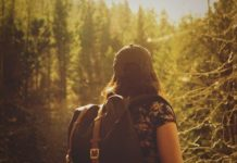 Hiker, Hiking, Nature, Hipster, Solo, Female, Girl